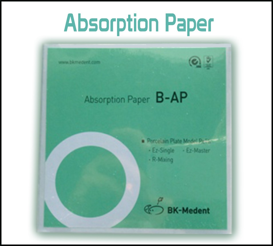 Absorption Paper(Pack of 50)