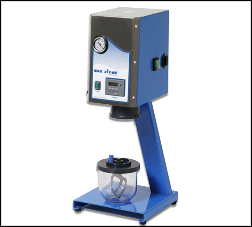 VACUUME MIXER WITH BENCH STAND