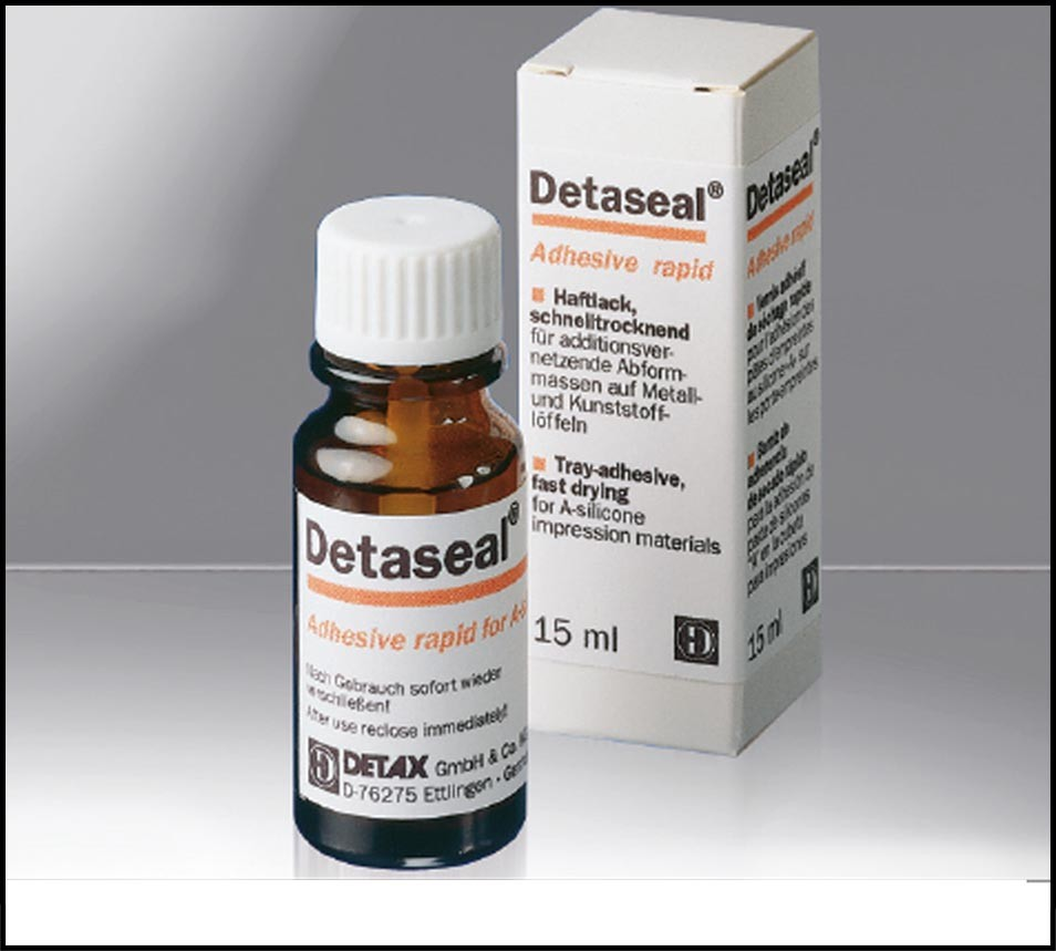 Detaseal Adhesive Rapid 15ml.(piece 1)